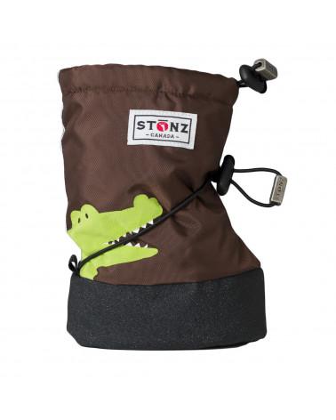 Detský klobúk s UV ochranou UPF 50 - Forest Green Čiapky Stonz®