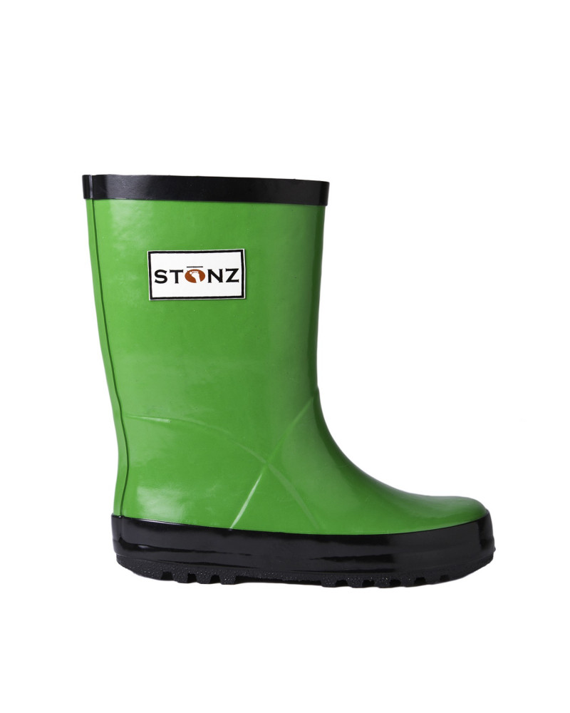 Sold Out                 DETSKÉ GUMÁKY - zelené Gumáky Stonz®