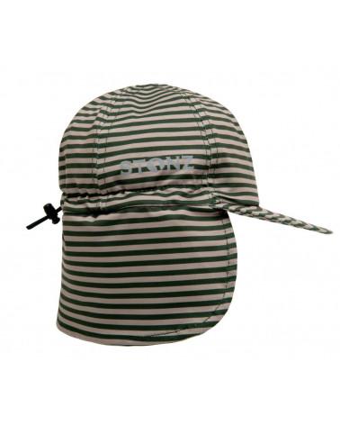 Sold Out                 DETSKÁ ŠILTOVKA S UV OCHRANOU - Forest Trail Stripes Čiapky & Klobúky Stonz®