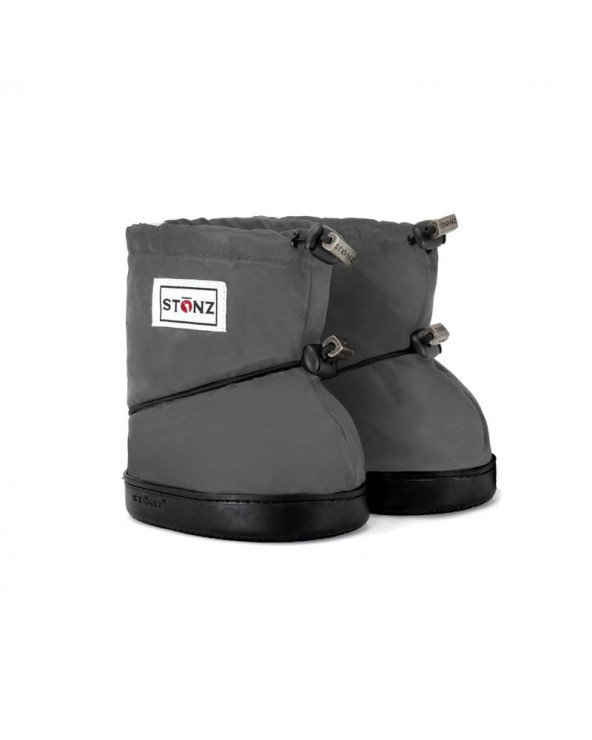 DETSKÉ OUTDOOR CAPAČKY Toddler Booties - Grey Toddler Booties Stonz®
