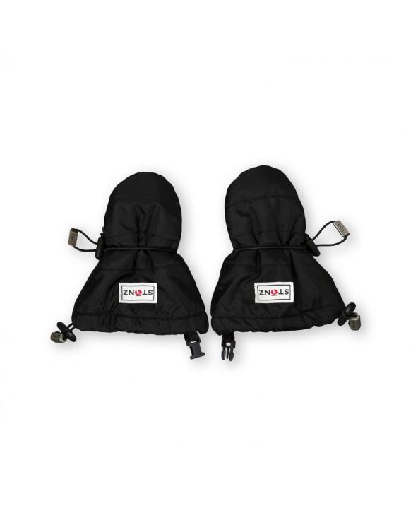 DETSKÉ RUKAVICE BABY - Black Rukavice 0-2 R. Stonz®