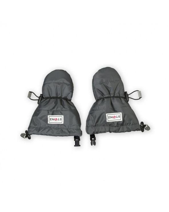 DETSKÉ RUKAVICE BABY - Grey Rukavice 0-2 R. Stonz®