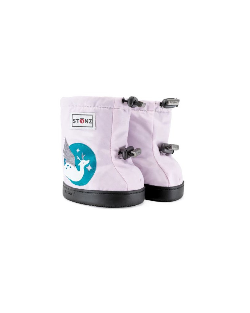 DETSKÉ OUTDOOR CAPAČKY Toddler Booties - Magic Deer Pink Toddler Booties Stonz®