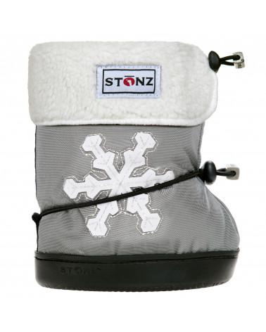 DETSKÉ OUTDOOR CAPAČKY - Snowflake Toddler Booties Stonz®