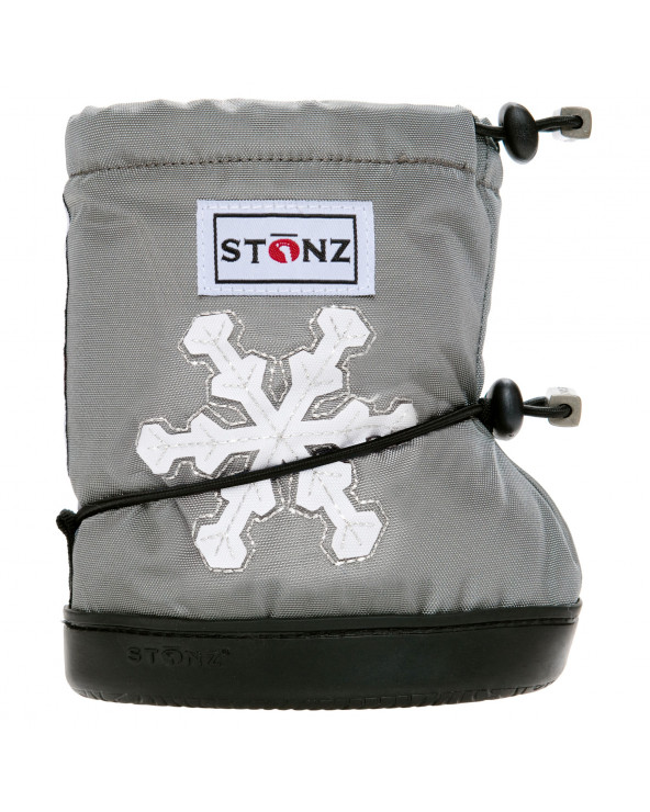 DETSKÉ OUTDOOR CAPAČKY Toddler Booties - Snowflake Toddler Booties Stonz®