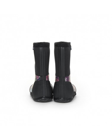 DETSKÉ NEOPRÉNOVÉ ČIŽMY WEST - Wildflower Navy Celoročné topánky West Stonz®