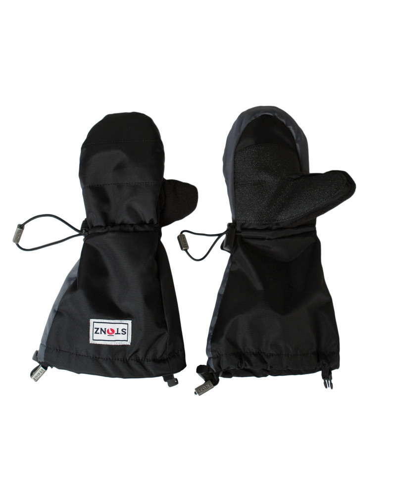 Detské rukavice Youth Mitts - sivo-čierne Rukavice 2-8+ r. Stonz®
