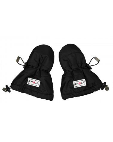 Detské rukavice Baby Mitts - čierne Rukavice 0-2 r. Stonz®