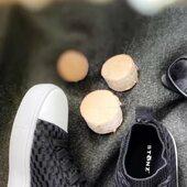 ᴮᴸᴬᶜᴷ ᴵˢ ᴮᴬᶜᴷ🖤 Pohodlné, praktické a neuveriteľne štýlové - nové tenisky Shoreline sú teraz k dispozícii aj v novej čiernej farbe🙌🏻 Pre deti od 2 do 8 rokov. 🔎stonzwear.sk . STONZ • For every day adventures